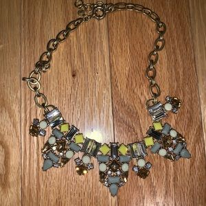 J.Crew Spiked Necklace